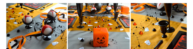 Atelier ambiance Halloween