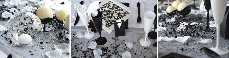 Atelier ambiance noir et blanc