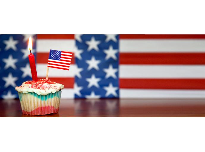 Anniversaire sur le thème des USA