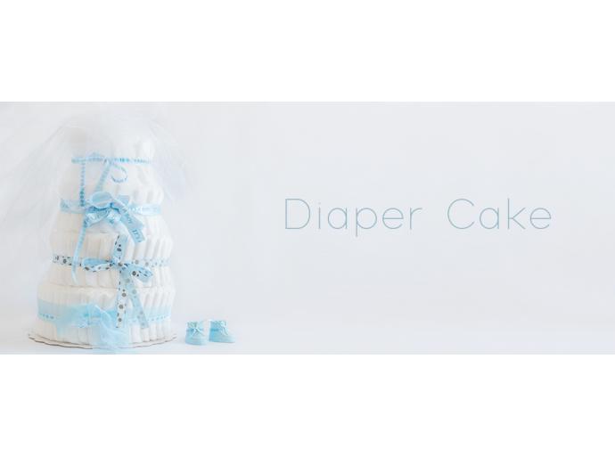 Le diaper cake ou gâteau de couches : un concept original et utile